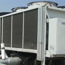 南通大金中央空调回收价格行情,平顶山风冷热泵冷水机组回收图片
