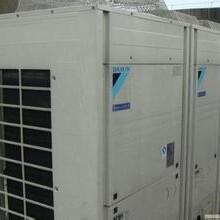 温州双良中央空调回收价格行情,徐州风冷热泵冷水机组回收图片
