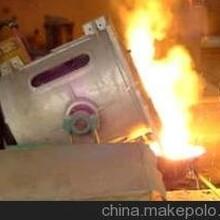 金壇市收購拆除金壇市回收中頻爐環保問題終于解決圖片