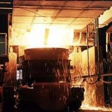 常熟市收购拆除常熟市回收中频炉环保问题终于解决图片