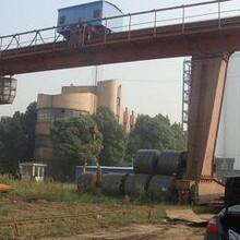 南京起重设备回收公司(二手行车回收)单梁行车回收图片