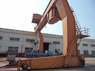 龙门吊机起重设备公司回收R姜堰大型吊机回收MB拆除技术方案