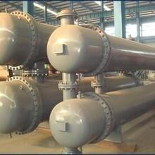 启东化工设备回收ZP化工储罐回收QM化工冷凝器回收图片