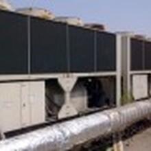 宿遷中央空調回收JZ(開利、特靈、約克、)風冷熱泵冷水機組回收圖片