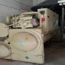 張家港中央空調回收JZ(開利、特靈、約克、)模塊式冷水機組回收圖片