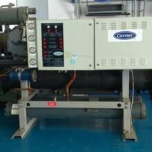 金壇中央空調回收JZ(開利、特靈、約克、)風冷熱泵冷水機組回收圖片