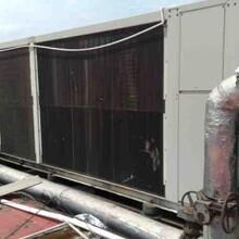 奉贤三洋中央空调回收、奉贤三洋风冷模块式机组回收,制冷设备回收公司图片