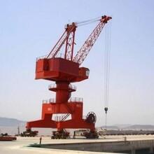 黄山电梯起重设备回收MT港口码头吊机回收/_当日可结算图片
