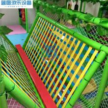 淘气堡儿童乐园设备厂家供应价格实惠图片