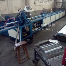 角铁法兰自动生产线角铁法兰冲孔截断机常见问题处理方法