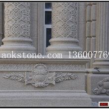 别墅外墙罗马柱、异形线条、门窗套、雕花、干挂板等