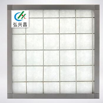 G1初效板式过滤器弘兴昌源头工厂可定制直销