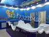 幼儿游泳炫彩玻璃池厂家品质环保泳池直供秦皇岛