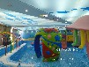 廠家直供通遼十年品質承建室內大型水上游樂場兒童戲水池