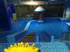 订制白城水上乐园滑梯漂流闯关一体式厂家设计上门安装