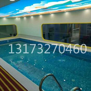 松原游泳俱乐部大型可拆装式泳池设备厂家量身订制服务