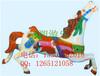 童朔002好看的个性的豪华转马款式豪华转马