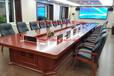 双屏升降器无纸化会议系统会议桌升降器