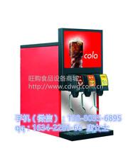 什么是现调饮料机?哪里有可乐糖浆购买丨四川碳酸饮料可乐机价格丨成都可乐机图片