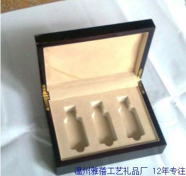 化妆品木盒定制生产厂家十四年技术经验