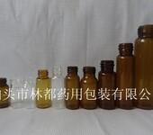 螺旋口管制玻璃瓶