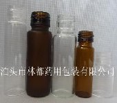 防盗螺口管制玻璃瓶