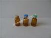 江苏徐州林都供应20毫升卡口棕色玻璃瓶