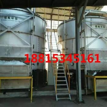 猪粪处理设备F120SA山东福航厂家发酵设备发酵罐