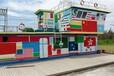 湖北新农村壁画湖北美丽乡村墙画壁画武汉街道文化墙彩绘