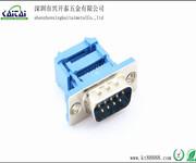 供应DIDC压线式DB头,压排式D-SUB/图片