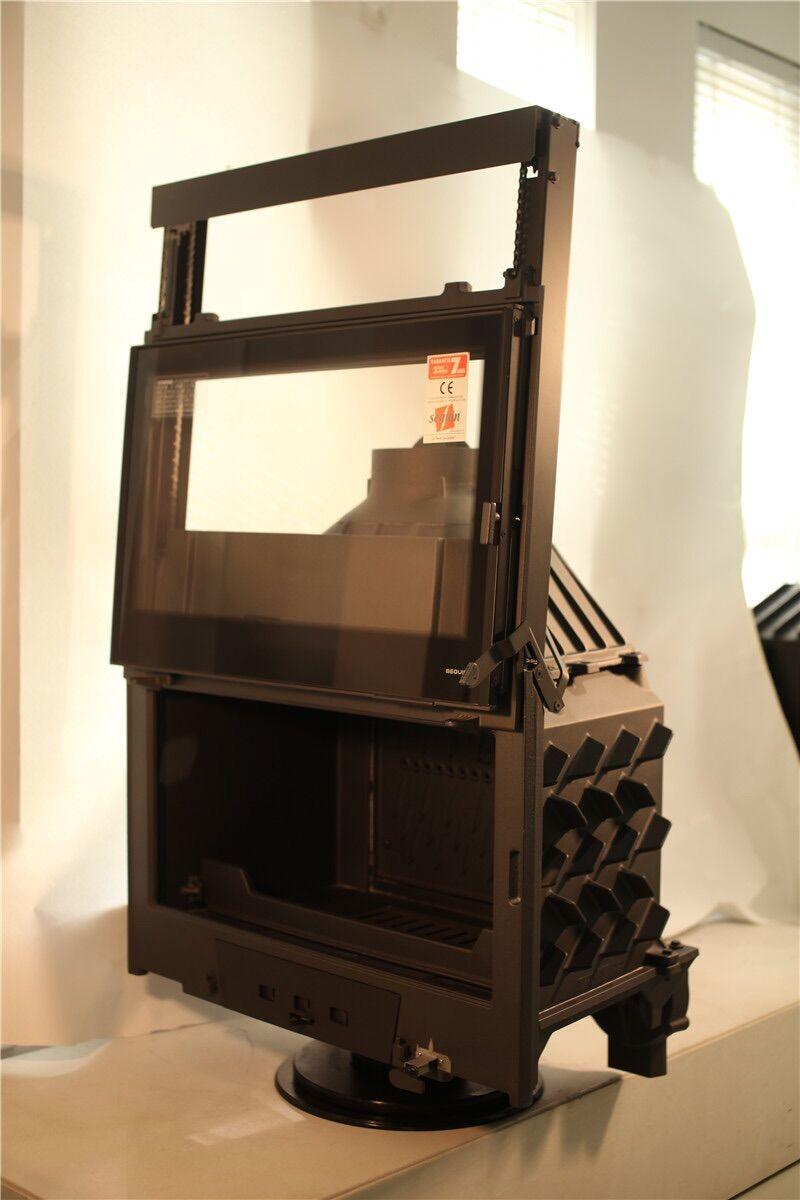 北京进口壁炉专卖店,纯法国seguin进口壁炉,嵌入式壁炉visio8