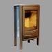 上海进口壁炉专卖,seguin品牌壁炉,独立式壁炉JADE