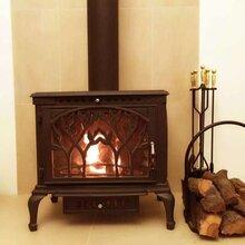 供应安阳别墅取暖壁炉,铸铁壁炉,壁炉燃木壁炉三面观火