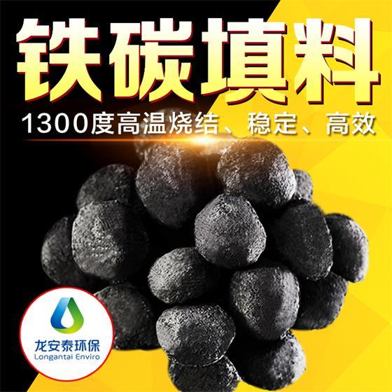 填充铁碳填料的方法