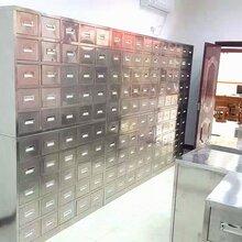 合肥中药柜钢制中药柜不锈钢中药柜药柜厂家图片