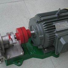 供应带保温夹套的BW系列保温泵