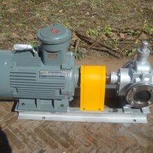 供应优质不锈钢YCB15-0.6泵圆弧齿轮泵
