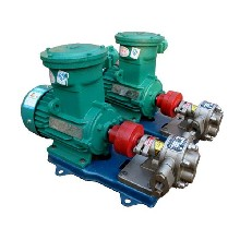 供应304不锈钢齿轮泵--KCB83.3不锈钢齿轮泵