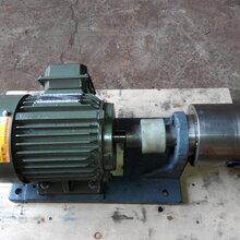 WBZ臥式齒輪油泵-高壓齒輪泵圖片