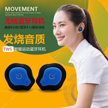 仟佰亿外贸产品爆款tws无线耳机双耳车载蓝牙入耳式运动耳塞蓝牙耳机