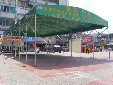 武汉帐篷厂家直销推拉篷仓储蓬移动帐篷推拉蓬材料优质量大优惠