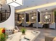 合肥餐饮店装修_新中式风格餐厅_餐厅设计说明