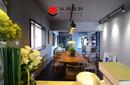 合肥办公室装修设计:新中式风格办公室装修设计案例