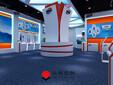 合肥企业展厅装修,创意的展厅设计,不一样的视觉感受