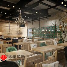 合肥西餐厅装修_西式餐厅设计_打造优雅温馨的就餐环境