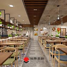 快餐店装修设计_合肥快餐店_合肥餐饮店装修公司