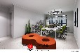 合肥工作室装修_宅办公设计理念_把商务空间当作家来设计