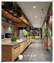 合肥网吧网咖装修、网咖翻新改造、网咖装修设计效果图