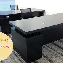 全新老板桌厂家直销定做主管办公桌合肥大班桌