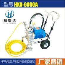 高压无气喷涂机(喷漆机)对于中国现代市场的价值